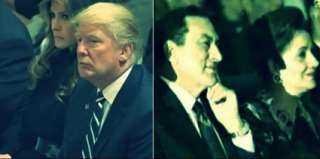 """اخترناه ..كيف سرق ترامب أغنية """"مبارك """" للفوز بكرسي الرئاسة ؟..فيديو"""