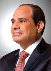 الرئيس يرحب بالأمير فهد بن عبد العزيز خلال افتتاح جامعة الملك سلمان