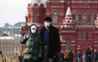 لليوم الثاني على التوالي..روسيا تسجل أكثر من 18 ألف إصابة بفيروس كورونا خلال 24 ساعة
