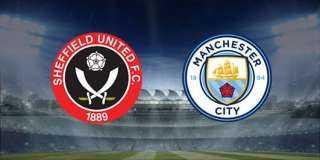 بث مباشر مباراة مانشستر سيتي ضد شيفيلد يونايتد اليوم السبت 31-10-2020 بالدوري الأنجليزي