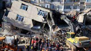 تعرف على أحدث حصيلة لضحايا زلزال تركيا المدمر