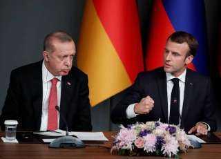 عاجل.. اتهام خطير من ماكرون لـ «تركيا»