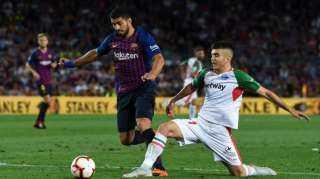 HD بث مباشر مشاهدة مباراة برشلونة وديبورتيفو ألفيس بدون تقطيع في الدوري الإسباني الممتاز