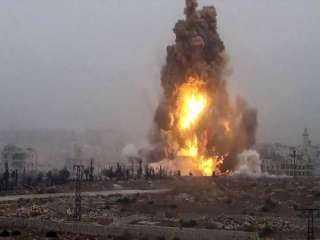 عاجل.. انفجار ضخم يهز العاصمة العراقية بغداد