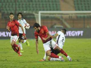 كأس مصر..30 دقيقة سيطرة لطلائع الجيش على وسط ملعب الأهلي