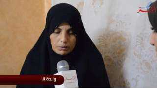 بالفيديو : والدة قتيل معهد المطرية تحكى لنا تفاصيل الواقعه