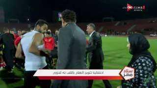 الأهلي يٌقرر معاقبة كهربا بسبب أزمته مع محمد فضل