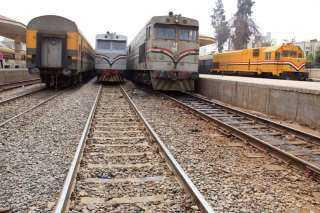 السكة الحديد تعلن موقف تهديات وتأخيرات القطارات اليوم