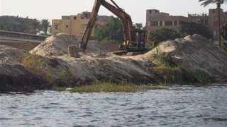 الرى: إزالة 45 مخالفة على النيل فى 3 محافظات
