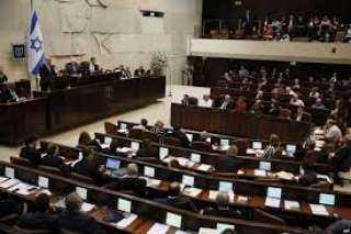 نبأ عاجل .. بدء جلسة التصويت على حل الكنيست والتوجه لانتخابات جديدة فى إسرائيل