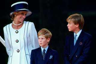جلسة عائلية نادرة.. كواليس رعاية الأميرة ديانا لابنها ويليام في طفولته