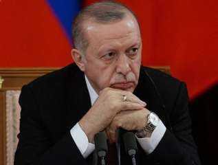عاجل .. أردوغان يتحدث عن وجود صلة للإرهاب بحرائق الغابات