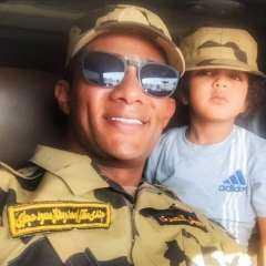 مرتديا زي الجيش المصري  ..محمد رمضان يوجه رسالة نارية إلي نقابة الممثلين بعد قرار وقفه