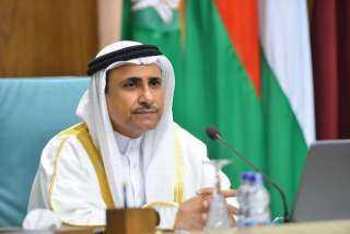 رئيس البرلمان العربي: السعودية مستهدفة وندعمها بقوة ضد الإرهاب