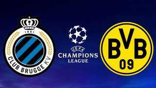 مشاهدة  مباراة بروسيادورتموند وكلوب بروج  بث مباشر اليوم بتاريخ 24 / نوفمبر بدوري أبطال أوروبا
