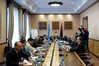 الأمم المتحدة تعلق على الاجتماع الليبي في طنجة