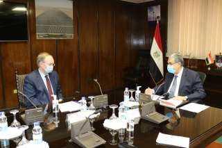 كواليس لقاء وزير الكهرباء بالسفير الجديد للإتحاد الأوروبي بالقاهرة