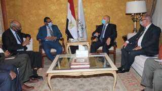 """وزير النقل ونظيره السوداني يترأسان أعمال عمومية """"وادي النيل للملاحة النهرية"""""""