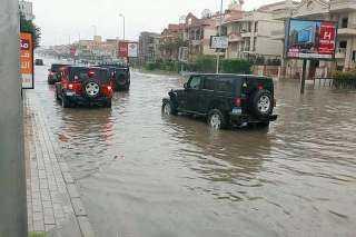 أزاى  تحمي سيارتك من الأمطار والسيول ؟!