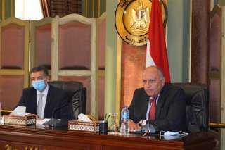 تفاصيل اجتماع سامح شكري بشباب الدبلوماسيين