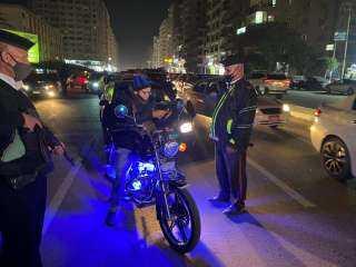 بالصور .. الأجهزة الأمنية بالقاهرة تشن حملة ليلية مكبرة بمصر الجديدة والنزهة