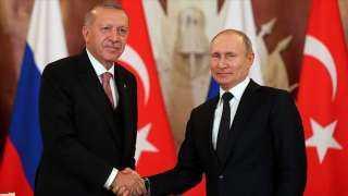 تفاصيل الاتصال الهاتفي بين بوتين وأردوغان