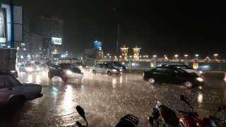 مد تعطيل الدراسة غدا فى الإسكندرية بسبب موجة الطقس السيئ