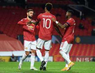 مانشستر يونايتد يثأر من باشاك شهير ويهزمه برباعية في دوري الأبطال
