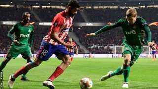 بث مباشر | مشاهدة مباراة اتلتيكو مدريد ولوكوموتيف موسكو بث مباشر اليوم يلا شوت