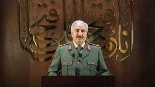 عاجل.. تفاصيل أقذر مؤامرة لتركيا وقطر ضد المشير خليفة حفتر