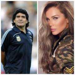 نيكول سابا تنعي مارادونا: ارقد بسلامة يا أسطورة