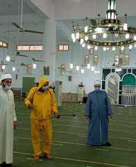 اليوم.. الأوقاف تفتتح 6 مساجد فى 5 محافظات