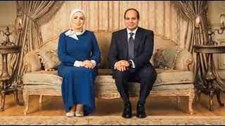 عاجل .. إسعاد يونس  تروى كواليس حوارها مع قرينة الرئيس السيسى