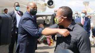 عاجل ..بيان نارى من السودان يفضح مؤامرات أبى أحمد