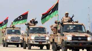 عاجل.. الجيش الليبي يستهدف قوات أردوغان بالذخيرة الحية