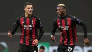 ميلان يعلن تشكيل فريقه لمواجهة ليل في الدوري الأوروبي