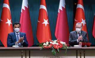 بالتفاصيل.. وصلة غزل بين أردوغان وتميم عبر تويتر