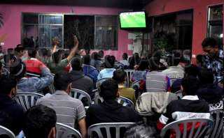 كفارة من حلف أن يشاهد مباراة فلم يحضرها بسبب غلق المقاهي
