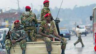 عاجل.. الجيش الإثيوبي يُسيطر على مواقع استراتيجية قرب عاصمة تيجراي