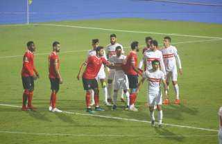 خناقة في استاد القاهرة بسبب شيكابالا
