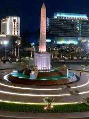 انتهاء أعمال تطوير ميدان التحرير