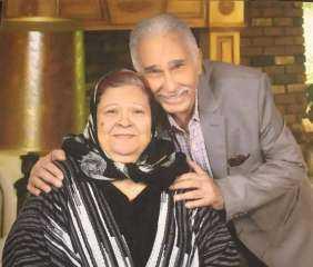 عبد الرحمن أبو زهرة يحيي الذكرى الأولى لوفاة زوجته: حب عمري وأحن الخلق