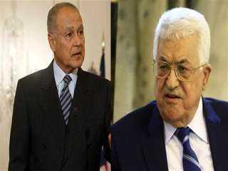 ما لم يُنشر عن لقاء أبو الغيط والرئيس الفلسطينى