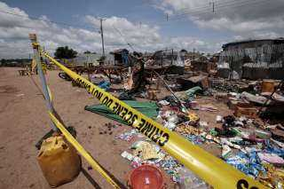 منظمة خريجي الأزهر تدين التفجيرات الإرهابية في نيجيريا