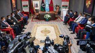 اليوم..انطلاق الجولة الرابعة من الحوار السياسي الليبي في طنجة