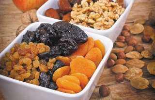 تحمى القلب وتخفض الوزن.. فوائد غير متوقعة عن الفاكهة المجففة