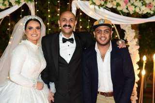 أوس أوس يهنىء محمد توب على حفل زفافه: ربنا يجعلها وش السعد عليك