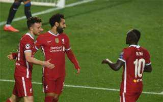 صلاح ينافس 4 لاعبين في ليفربول على هدف شهر نوفمبر للفريق