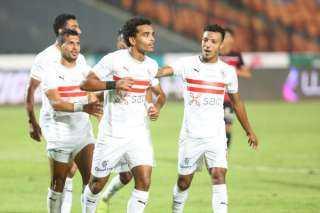 كأس مصر..الطلائع يتقدم على الزمالك 2-1 في الشوط الإضافي اﻷول