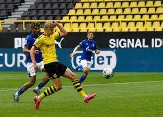 بروسيا دورتموند يصطدم بلاتسيو في دوري أبطال أوروبا